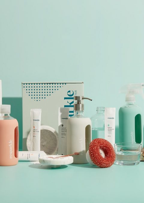 Resparkle – Rethink the way you clean